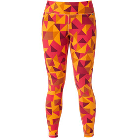 Mountain Equipment Cala Leggings Dame orange sherbert